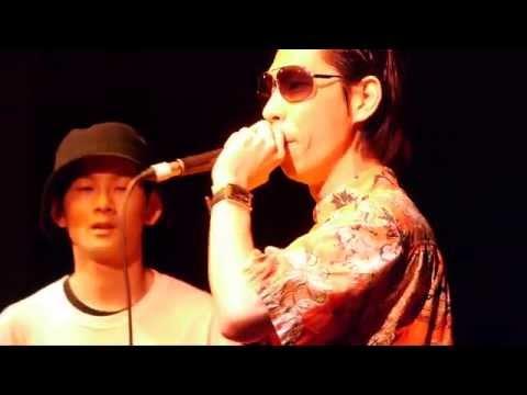 戦極MC BATTLE 第12章(15.6 .14) ENEMY vs 呂布カルマ  @BEST BOUTその1