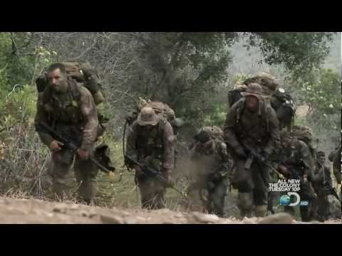 Discovery Channel's - Surviving the Cut - US Marine Recon *H