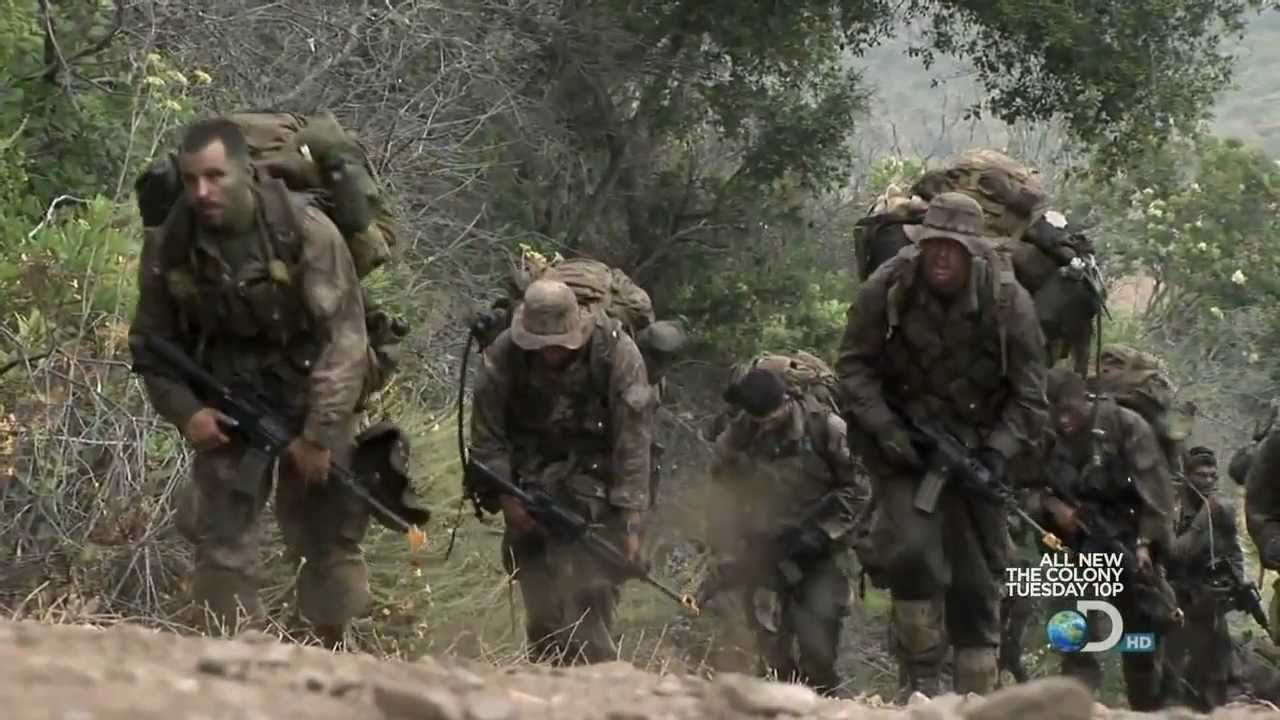 Discovery Channel's - Surviving the Cut - US Marine Recon ...