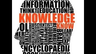 Knowledge vs  Knowing