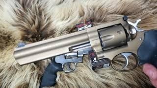.357 magnum vs. 44 Magnum with Fort Scott Tumble Upon Impact Ammunition