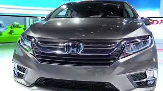 2019 Honda Odyssey SE Premium Features    First Impression HD