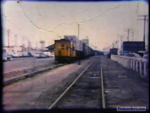 Bringing Back The Southern Pacific 1960s Part 8 Of 13. Classic RS 1028