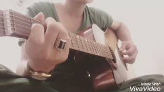 Khi Có Em - Hà Anh Guitar Cover