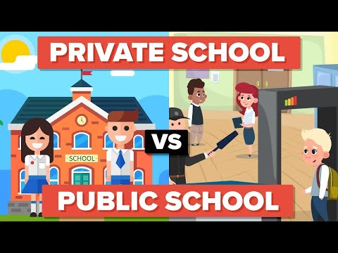 Private School vs Public School - How Do The Students Compar