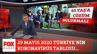 29 Mayıs 2020 Türkiye'nin koronavirüs tablosu... 29 Mayıs 2020 Fatih Portakal ile FOX Ana Haber