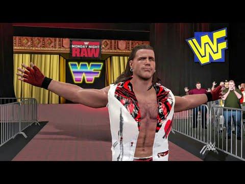 WWE 2K17 - WWF New Generation   Custom Music & Attires (World Wrestling Federation)