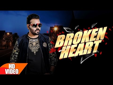Broken Heart | Kanth Kaler feat Prince Ghuman | Latest Punjabi Song 2016 | Speed Records