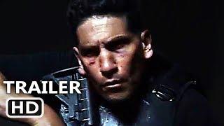 THE PUNISHER Season 2 Official Trailer (2019) Netflix Series HD