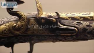 بالفيديو:افتتاح متحف الفن الاسلامي بعد إعادة ترميم الآثار المتضررة