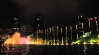 Video MALAYSIA: KLCC LAKE SYMPHONY WATER FOUNTAIN SHOW (HD) - CINDAI (Instrumental) by SITI NURHALIZA download MP3, 3GP, MP4, WEBM, AVI, FLV Mei 2018