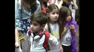 CCCL ABC Shine With Hope Kids Fashion Show LBCI News March 14, 2015