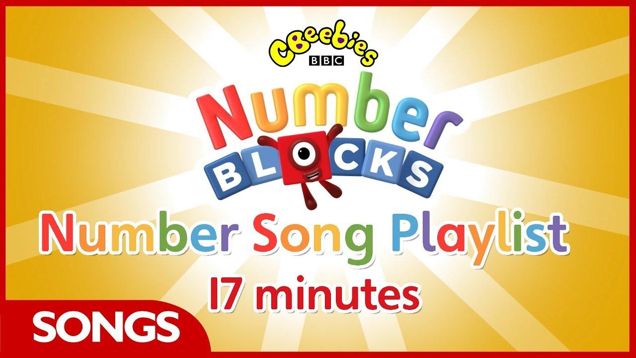 Download Numberblocks Songs Playlist   17+ minutes   CBeebies