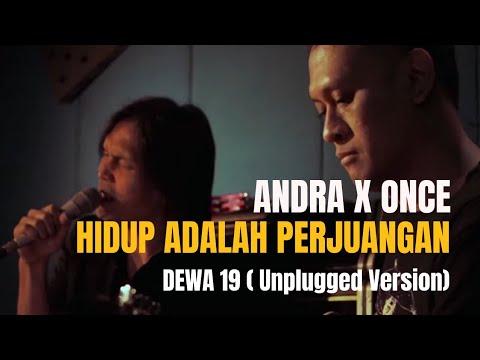 Download lagu Mp3 ANDRA & FRIENDS/ONCE MEKEL (HIDUP ADALAH PERJUANGAN) di ZingLagu.Com