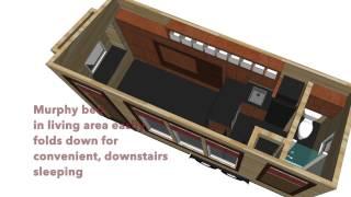 The Yosemite Tiny House Concept