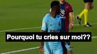 Suarez en colère contre Dembélé (Les détails du match Levante-Barça)