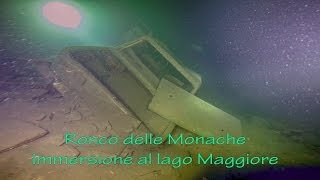 Ronco delle Monache - Immersione al lago Maggiore