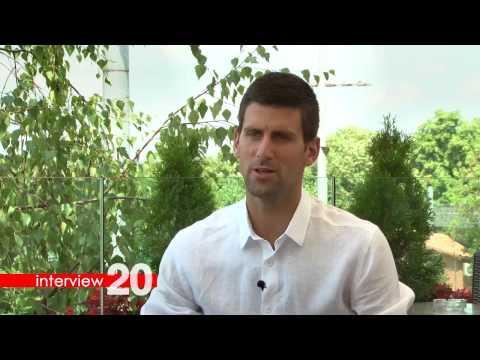 Interview 20 - Novak Đoković