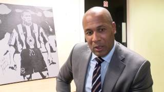 Football Matters Uncut - We Talk To Newcastle United Legend Les Ferdinand