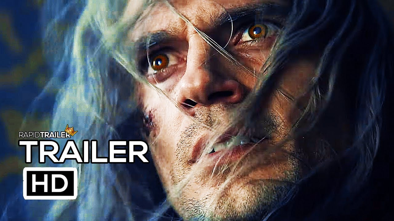 THE WITCHER Official Trailer #2 (2019) Henry Cavill, Netflix Fantasy Series HD thumbnail