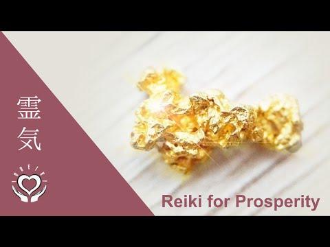 Reiki for Prosperity | Energy Healing