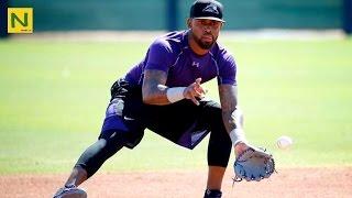 【野球】ホセ・レイエスのスピード トレーニング(筋トレ) | Jose Reyes Quickness training