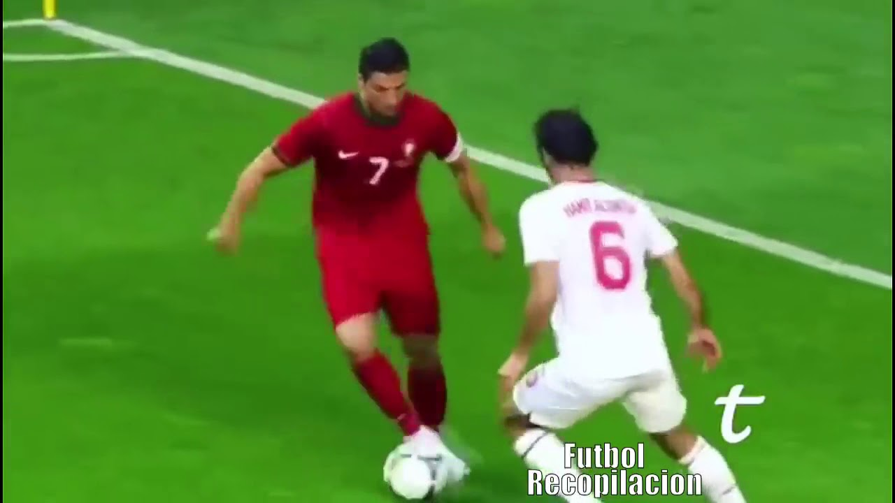 las jugadas mas humillantes del futbol nivel cracks 5