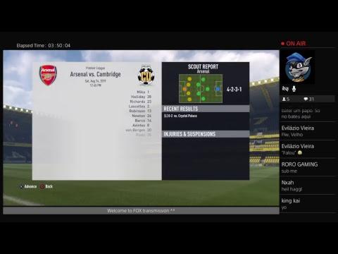 Edward_FOX_86 Fifa 17 Cambridge Career Transfers