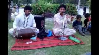 Maa Mujh ko Jhulao na Jhoola-Raheem shah song (Flute music)- Mothers day Special (Love U Mother)