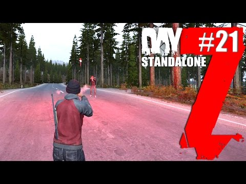 DayZ Standalone #21 - Real Friendly.?! Sweden FTW.! [HD] [DE]