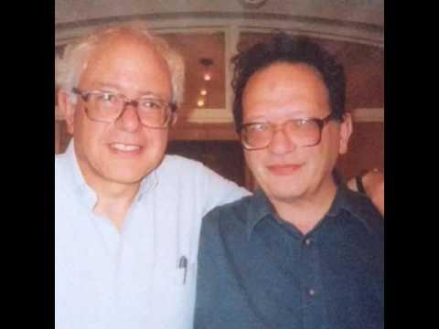 Bernie Sanders - Starman