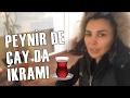 Deniz Serkanova'dan Bahar Candan'a Ağda - Kahvaltı Keyfi