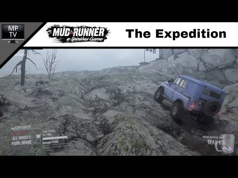 Spintires: MudRunner - Challenge: The Expedition