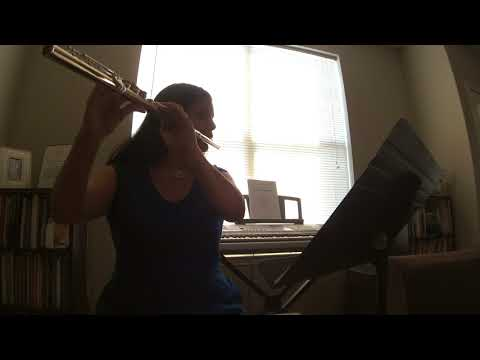 Texas ATSSB All-State Flute Selection, Year B - Andersen