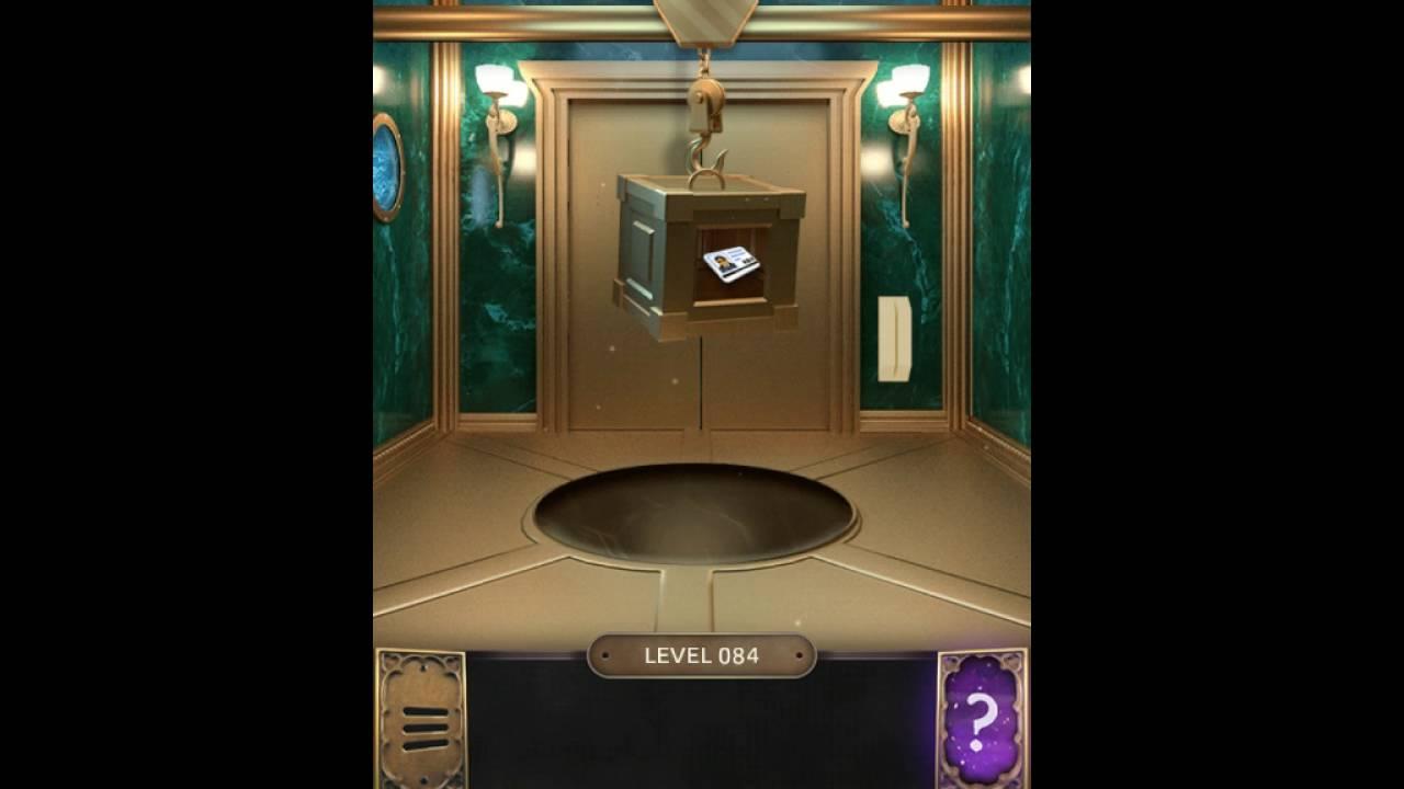100 Doors Challenge Level 84 Youtube