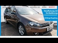 Volkswagen Golf VI Variant 1.6TDI Style ParkAssist Temp Climatr L