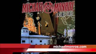 Michael Monroe - Blackout States & Biters Electric Blood (2015 interviews)