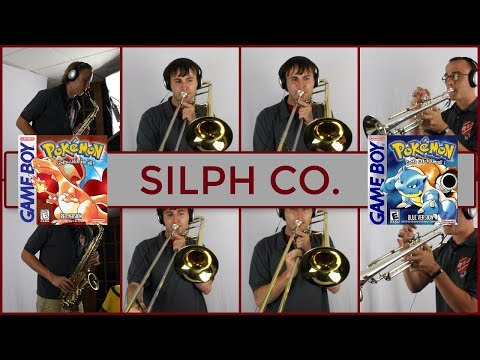Silph Co. (Jazz Cover) from Pokemon Red/Blue/Yellow - dannymusic feat. Jacob Shoener, Colin Williams