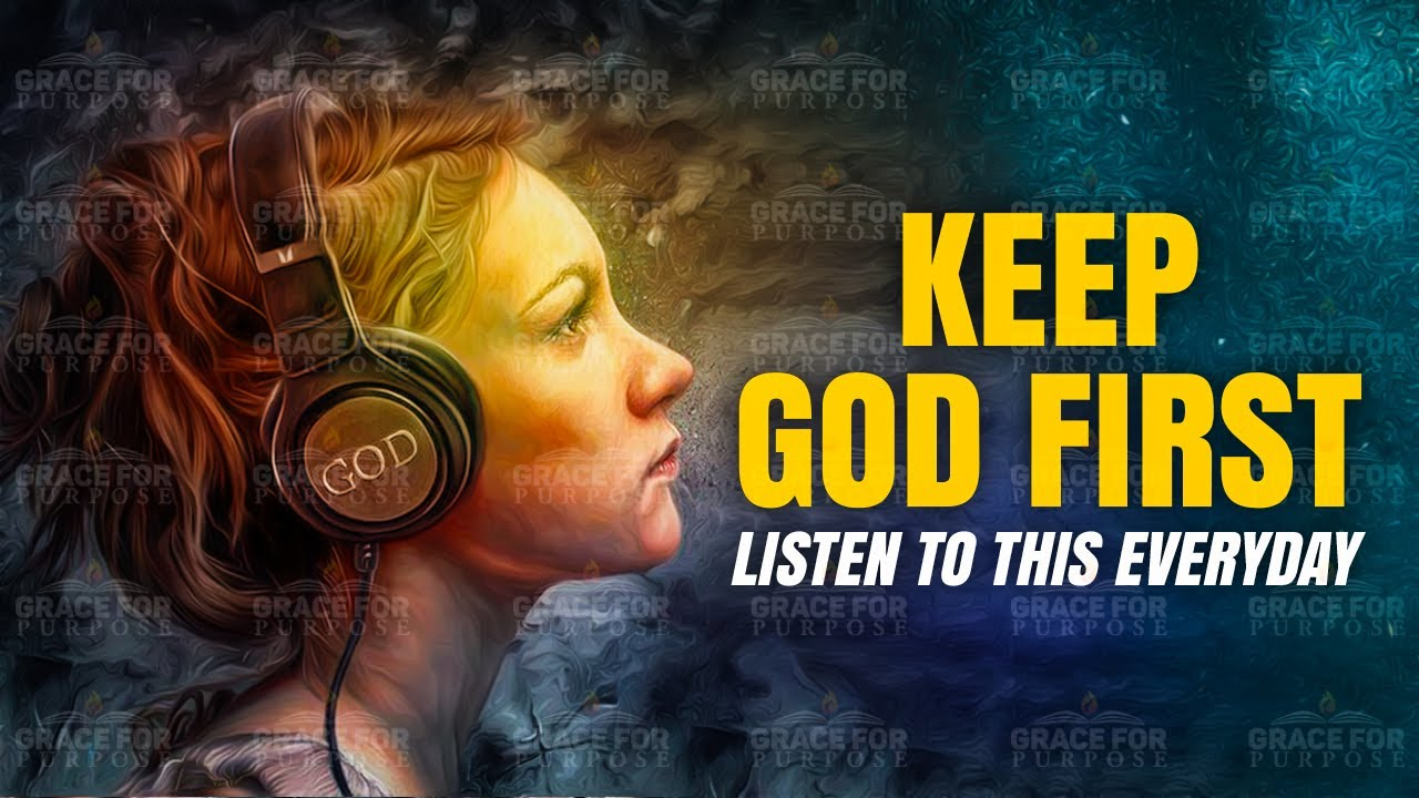God Will Fight For You When You Put Him First   Inspirational and Motivational Video