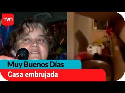 Muy buenos días | Los testimonios que deja supuesta casa embrujada en Puerto Montt
