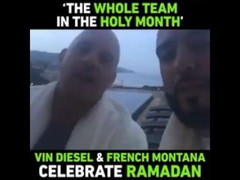 VIN DIESEL PARLE DU RAMADAM AVEC FRENCH MONTANA FUTUR CONVERTION !?!? PREUVES ET DEBAT