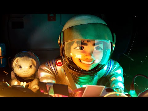 Путешествие на Луну — Русский трейлер (2020)