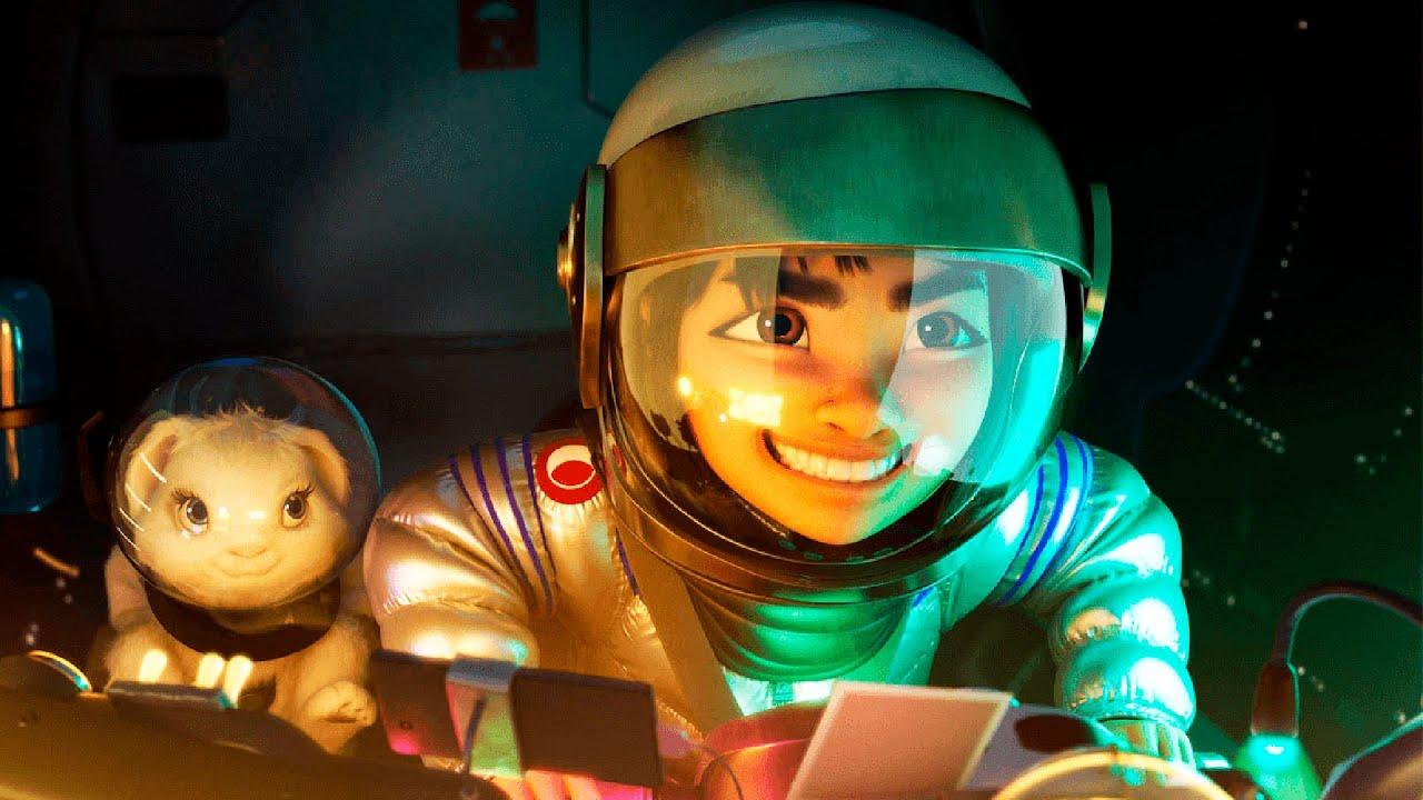 Путешествие на Луну  (2020)