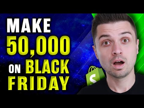 WINNING Products To Dropship In OCTOBER | $50,000 DURING BLACK FRIDAY | Shopify Dropshipping thumbnail