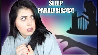 SCARY CASES OF SLEEP PARALYSIS