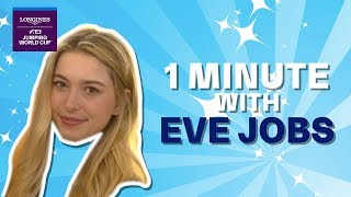 We did a little fun quiz with eve jobs at the longines fei jumping world cup™ in wellington to get know her bit better. how many questions co...