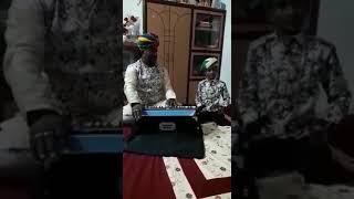 Folk music by Small Musicians Boy