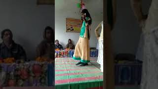 Perfect Dance on Tum Bansi Bajate ho By SDBS Public School Students