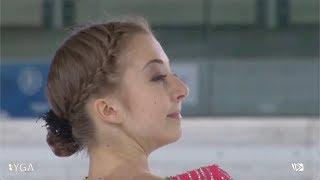 🥉 Olga MIKUTINA (AUT) - Egna Spring Trophy - Junior Ladies - Free Skating - March 30, 2019