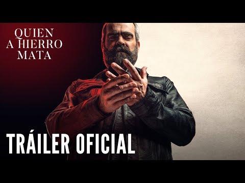 Quien a hierro mata: un thriller de Paco Plaza con Luis Tosar
